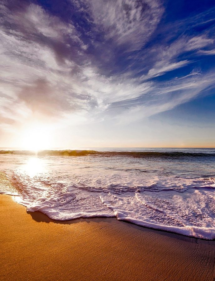 Entre Ciel et Mer calendrier mensuel